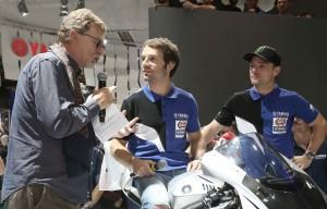 Commenti entusiasti intorno alla nuova Yamaha YZF-R1 Superbike