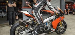 Superbike: Ioda racing  fa il punto dopo il test day 1 a Phillip Island