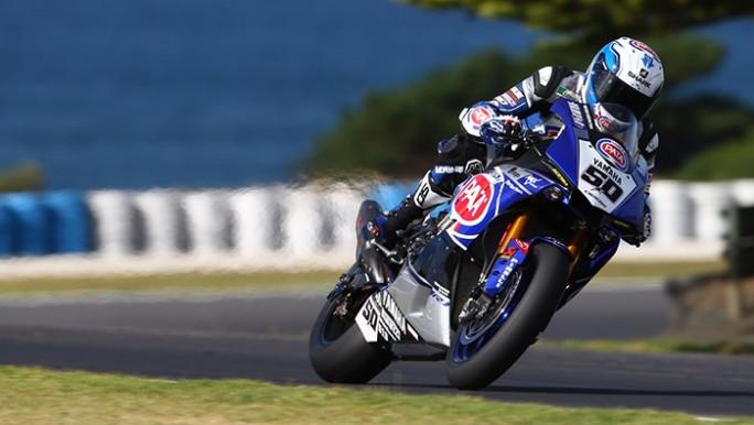 Superbike: Guintoli è migliore al termine delle prove libere a Phillip Island