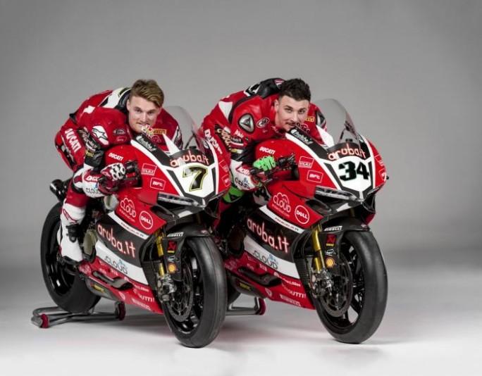 Superbike: Oggi è il giorno della Ducati