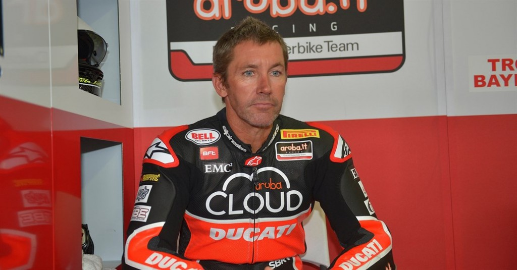 Superbike: Mike Jones è la scommessa di Troy Bayliss