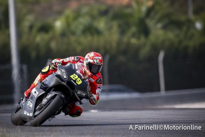 """MotoGP: Test Sepang Day 1, Andrea Iannone, """"Siamo soddisfatti"""""""