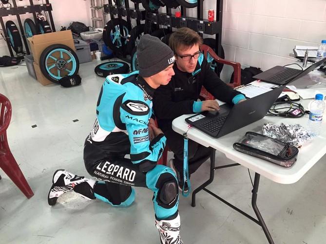 Moto3: Locatelli, Quartararo e Mir in pista a Barcellona