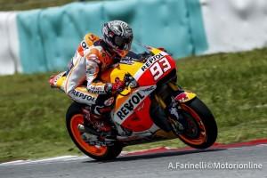 """MotoGP: Sepang Day 3, Marc Marquez """"Siamo ancora lontani, ma sono stati tre giorni positivi"""""""