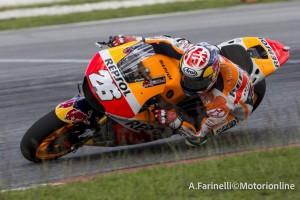 """MotoGP: Test Sepang Day 2, Dani Pedrosa """"E' stata una giornata difficile"""""""