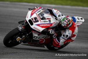 """MotoGP: Test Sepang Day 2, Danilo Petrucci """"Sono contento per questo risultato"""""""