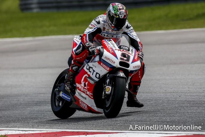 """MotoGP: Sepang Day 3, Danilo Petrucci """"Test positivi,  non vedo l'ora di andare in Australia"""""""