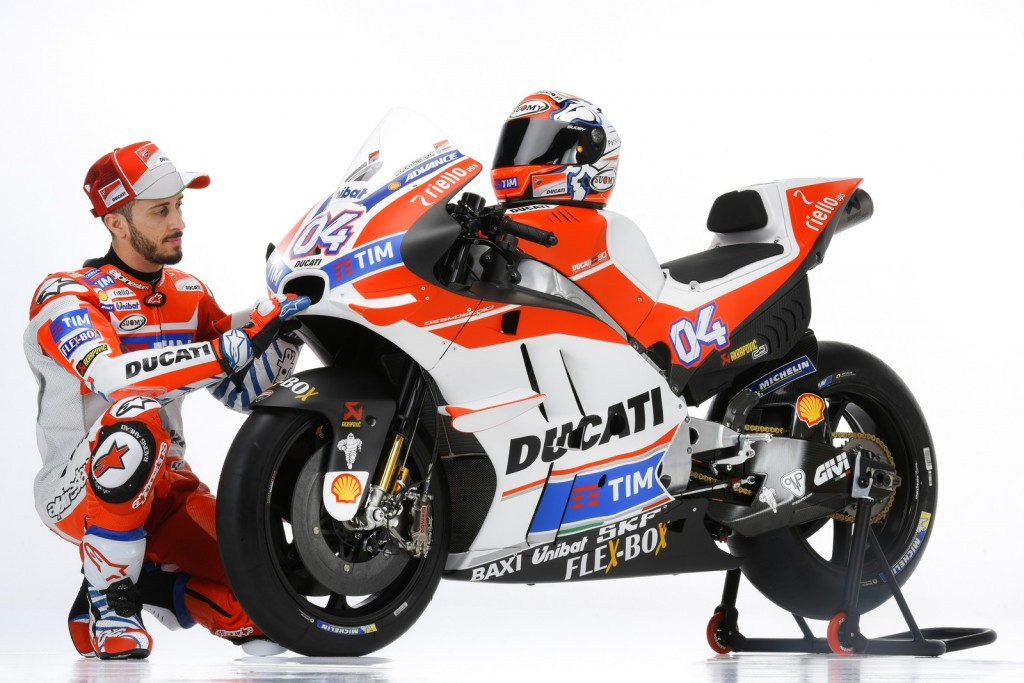 """MotoGP: Andrea Dovizioso, """"Sono molto carico per il campionato 2016"""""""