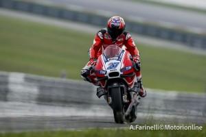 """MotoGP: Sepang Day 3, Casey Stoner """"Sono stati tre giorni di test positivi"""""""