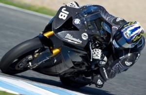 Superbike: Buone sensazioni per il team Milwaukee BMW nei test di Aragon