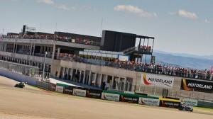 Superbike: Terminati i test privati al Motorland di Aragon