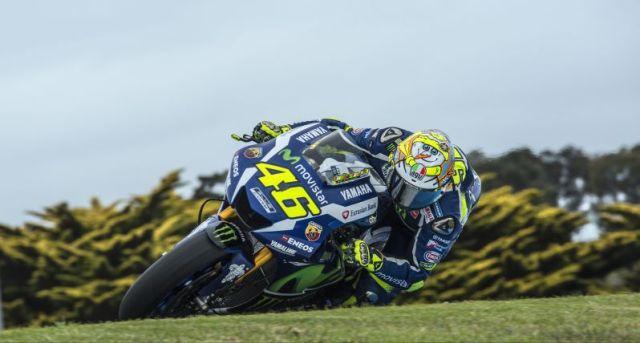 """MotoGP Test Phillip Island Day 3: Valentino Rossi """"Test positivo, in futuro userò la moto simile a quella 2015"""""""