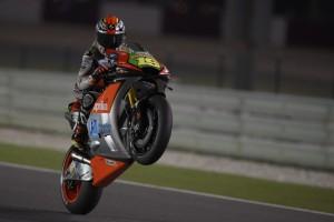 MotoGP Qatar: continua il lavoro di sviluppo sulle nuovissime Aprilia