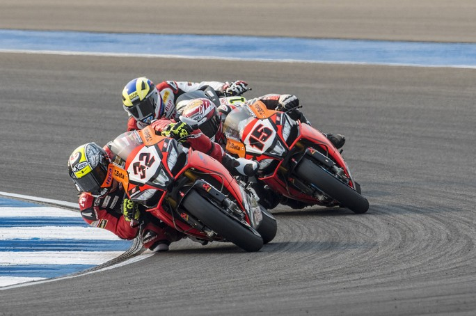 Motul Thai Round: top ten per il Team Iodaracing