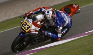 """Moto3 Gp Qatar: Niccolò Antonelli """"Peccato per la caduta, domani non devo commettere più errori"""""""
