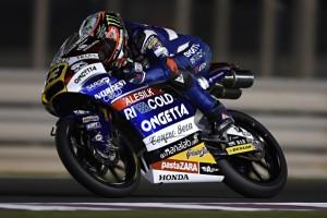 """Moto3 Qatar: Niccolò Antonelli """"Qualifica ok, per domani l'obiettivo è lottare per il podio"""""""