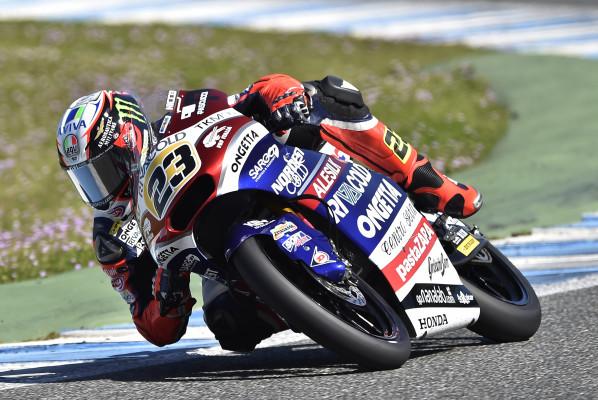 """Moto3 Test Jerez: Niccolò Antonelli """"Ho girato forte, con un buon passo ma voglio migliorarmi ancora"""""""