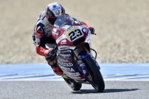 """Moto3 Test Irta Jerez: Niccolò Antonelli """"Un' altra giornata positiva, ma possiamo migliorare ancora"""""""
