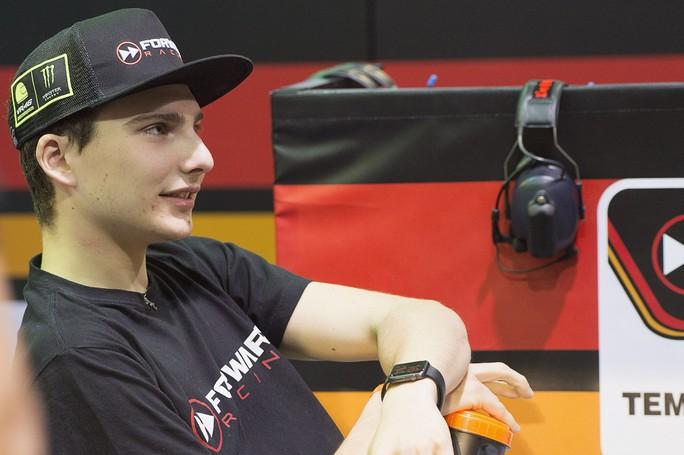 """Moto2: Lorenzo Baldassarri, """"Sono fiducioso di poter correre in Argentina"""""""