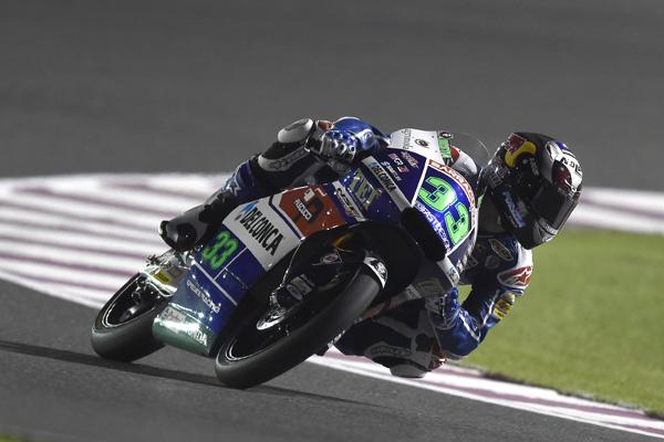"""Moto3 Test Qatar: Enea Bastianini """"Abbiamo diverse idee per migliorare gia domani"""""""