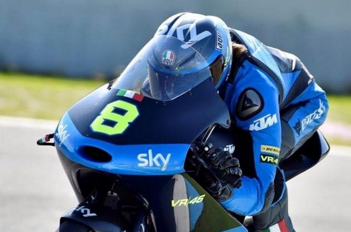 Moto3: Il rookie Nicolò Bulega svetta nel Day 1 dei test IRTA di Jerez