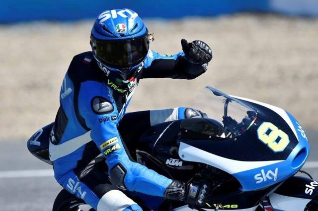 """Moto3 Test Jerez: Nicolò Bulega """"Questo test è una grande iniezione di fiducia in vista del Qatar"""""""
