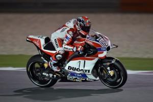 """MotoGP Qatar: Andrea Dovizioso 9° """"Turno particolare, ma non sono preoccupato, ho ancora margine"""""""