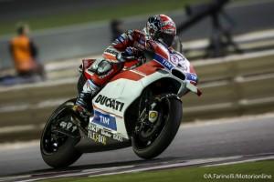 """MotoGP Qatar: Andrea Dovizioso """"Soddisfatto della posizione. l'obiettivo era almeno la seconda fila"""""""