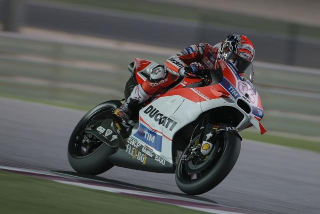 """MotoGP Test Qatar: Andrea Dovizioso """"Contento di questi test e molto fiducioso per il primo weekend di gara"""""""