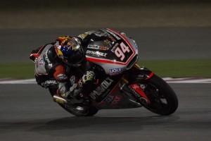 Moto2 Qatar, Qualifiche: La pole va a Jonas Folger