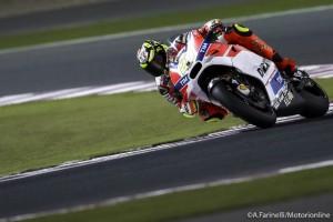 """MotoGP Qatar: Andrea Iannone """"Qualifica positiva, peccato per il traffico potevo fare la pole position"""""""