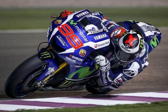 """MotoGP Test Qatar: Jorge Lorenzo """"Ottimo inizio, il feeling è molto migliore rispetto all'Australia"""""""