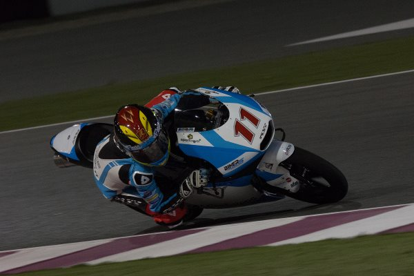 Moto3 Qatar, Prove Libere 2: Loi si conferma al comando, il rookie Bulega è ancora terzo
