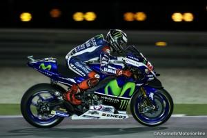 MotoGP Qatar, Prove Libere 4: Lorenzo davanti a Marquez e Dovizioso, Rossi è quarto