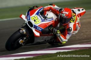 """MotoGP Test Losail: Andrea Iannone """"La giornata è andata bene, devo migliore con le gomme nuove"""""""