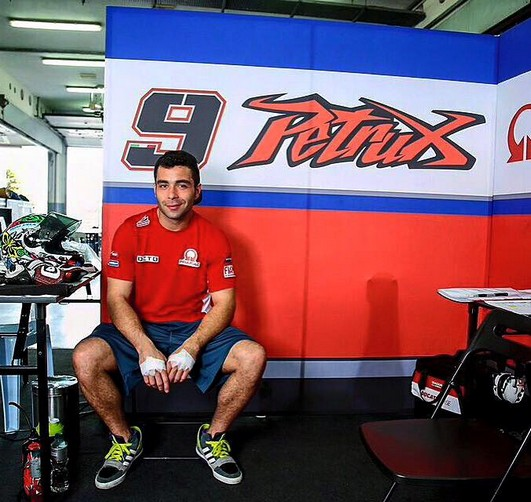 """MotoGP: Danilo Petrucci, """"Risalirò in moto quando sarò al 100%"""""""