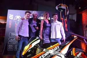 Moto2: Presentato il Forward Racing 2016