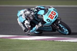 Moto3 Qatar, Prove Libere 3: Quartararo è il più veloce, Bulega è quarto