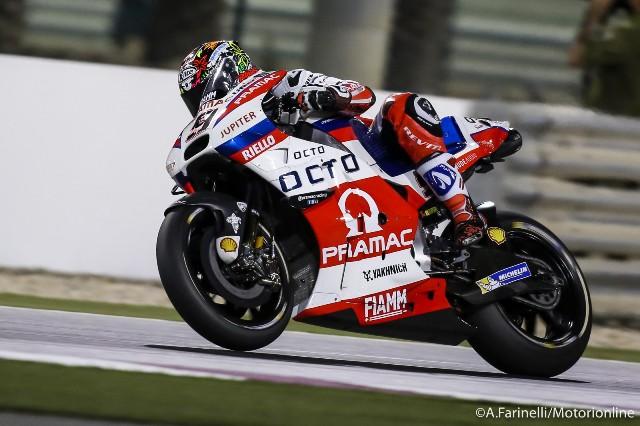 """MotoGP Qatar: Scott Redding """"Potevo fare meglio, purtroppo il time attack non è la mia specialità"""""""