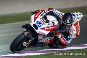 """MotoGP test Qatar: Scott Redding """"Sono molto contento e non sto ancora spingendo al 100%"""""""