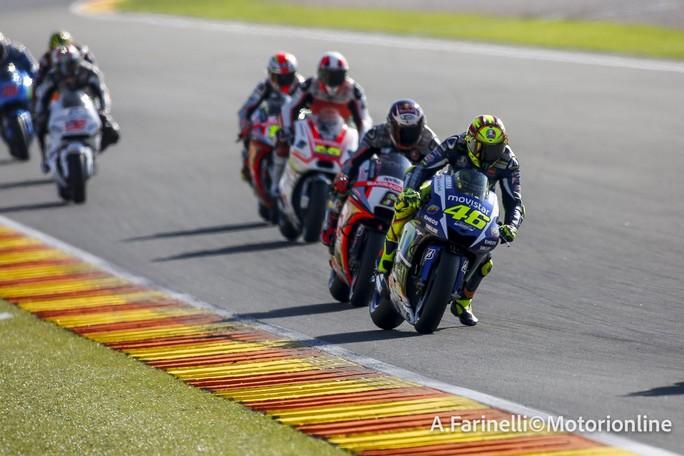MotoGP: Cambia il sistema della patente a punti