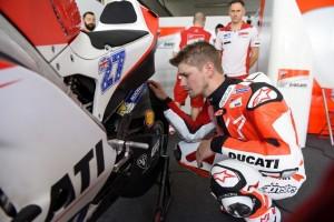 """MotoGP: Casey Stoner, """"Non ho intenzione di sostituire Petrucci"""""""