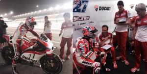 "MotoGP Test Qatar: Casey Stoner, ""Siamo soddisfatti"""