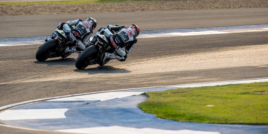Superbike: Il Team Althea BMW si prepara per il Motorland