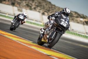 MotoGP: Nonostante il meteo prosegue lo sviluppo della KTM RC16