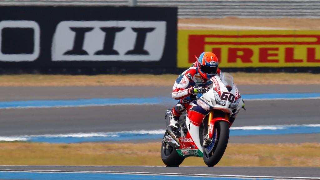 Superbike: Van der Mark è il migliore dopo le seconde libere in Thailandia