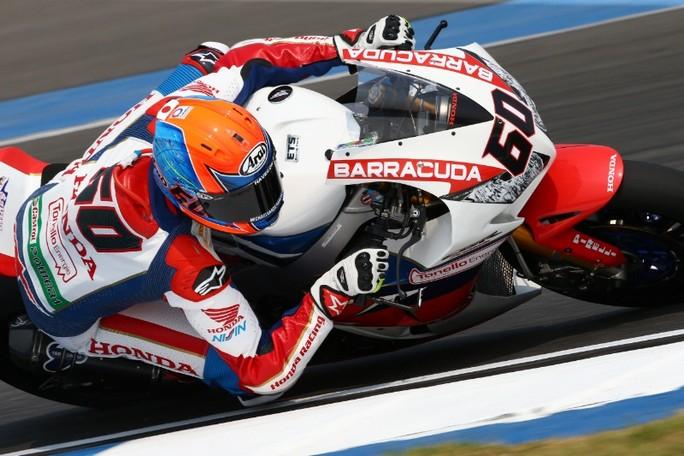 Superbike: Prima pole in carriera per Van der Mark in Thailandia