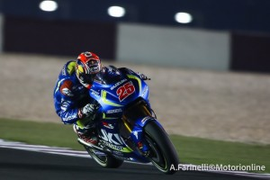 "MotoGP Test Qatar: Maverick Vinales, ""Il primato mi rende felice"""