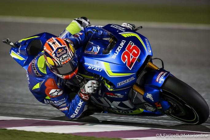 """MotoGP Qatar: Maverick Viñales, """"Il sesto posto non è un cattivo risultato, ma non è sufficiente"""""""