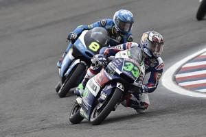 Moto3 Argentina: Bastianini fuori dalla top-15, Di Giannantonio 25°